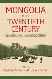 Mongolia in the Twentieth Century PDF Download