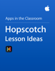 Apple Education - Hopscotch Lesson Ideas artwork