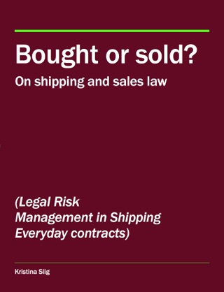 Legal risk management in shipping on Apple Books
