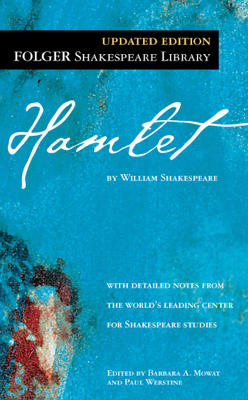 Hamlet - William Shakespeare book
