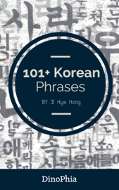 101+ Easy Korean Phrases book