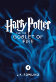 Harry Potter and the Goblet of Fire (Enhanced Edition) Book Cover