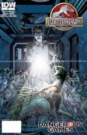 Jurassic Park: Dangerous Games #3 PDF Download