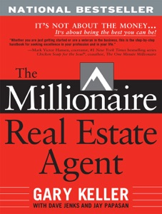 The Millionaire Real Estate Agent Book Cover
