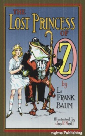 The Lost Princess Of Oz Illustrated Free Audiobook Download Link
