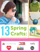 13 Spring Crafts: Easter Craft Ideas, Spring DIY Home Décor and More