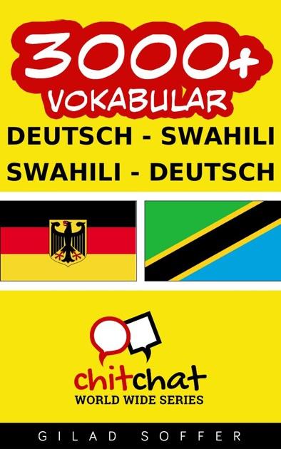 deutsch swahili
