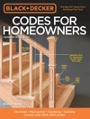 Black  Decker Codes For Homeowners Updated 3rd Edition