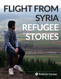 Flight from Syria book