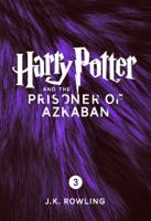 J.K. Rowling - Harry Potter and the Prisoner of Azkaban (Enhanced Edition) artwork
