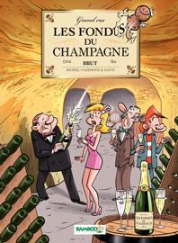 Les Fondus du vin - Tome 4 - Du champagne