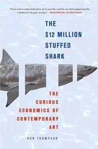 The $12 Million Stuffed Shark Book Cover