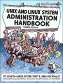 Unix and Linux System Administration Handbook, 4/e