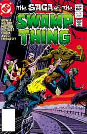 The Saga Of The Swamp Thing 1982 3