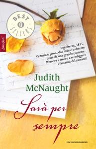 Sarà per sempre di Judith McNaught Copertina del libro