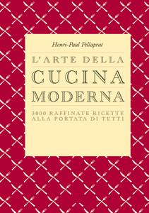 L'arte della cucina moderna Copertina del libro