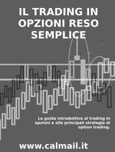 Il trading in opzioni reso semplice - Copertina del libro