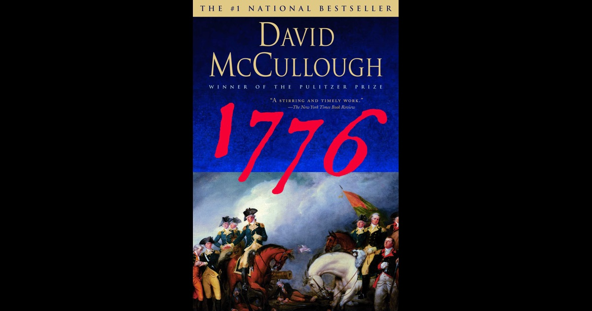 book review 1776 by david mccullough essay