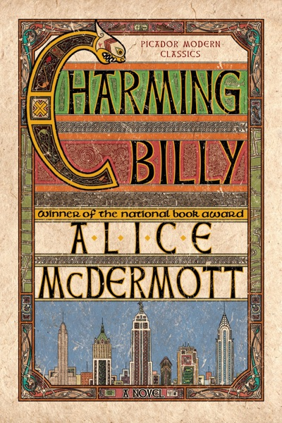 Charming Billy - Alice McDermott book cover