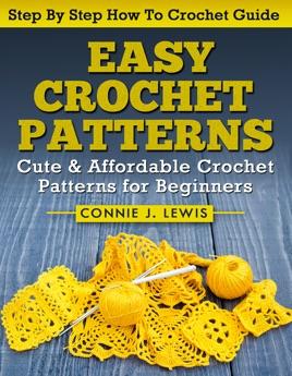 Easy Crochet Patterns On Apple Books