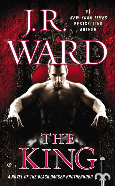 The King - J.R. Ward book cover