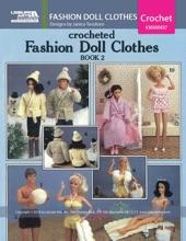 CROCHET FASHION DOLL CLOTHES BK2 EBOOK