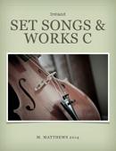 Set Songs & Works in Music C