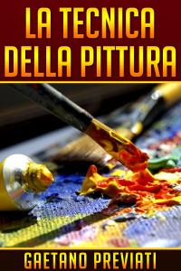 La Tecnica della Pittura Copertina del libro