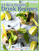 Prime Publishing - 14 Best Healthy Drink Recipes ilustración