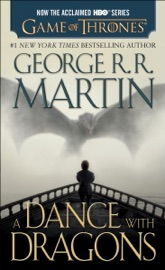 A Dance with Dragons - George R.R. Martin Book