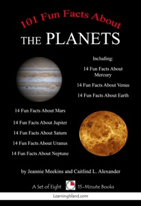 101 Fun Facts About the Planets da Jeannie Meekins