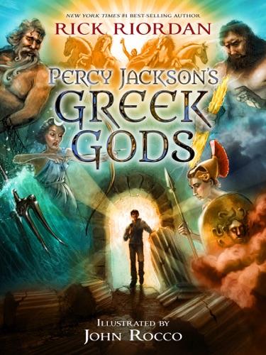 Rick Riordan - Percy Jackson's Greek Gods