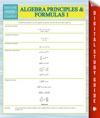 Algebra Principles And Formulas 1 Speedy Study Guides