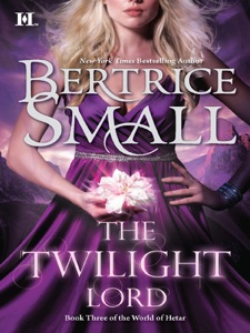 The Twilight Lord Book Cover