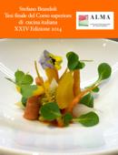 Tesi finale del Corso superiore di  cucina italiana