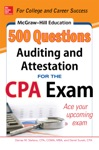 McGraw-Hill Education 500 Questions Auditing And Attestation Questions For The CPA Exam