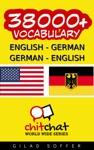38000 English - German German - English Vocabulary