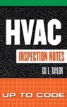 HVAC Inspection Notes Up To Code