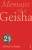 Arthur Golden - Memoirs of a Geisha artwork