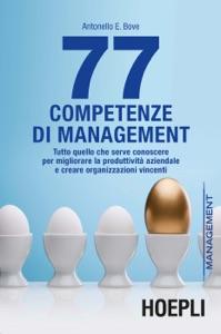 77 competenze di management da Antonello Bove