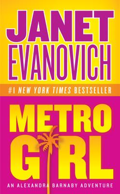 Metro Girl - Janet Evanovich book