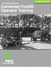 Combined Forklift Operator Training