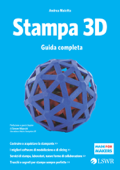 Stampa 3D Book Cover