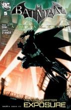 Batman: Arkham City (2011-2011) #5