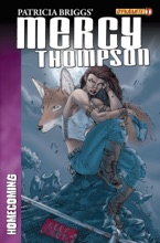 Patricia Briggs' Mercy Thompson: Homecoming #1