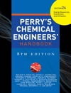 Perrys Chemical Engineers Handbook Eighth Edition
