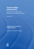 Teacher-Made Assessments
