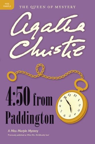Agatha Christie - 4:50 from Paddington
