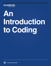 An Introduction to Coding book