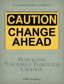 Managing Yourself Through Change
